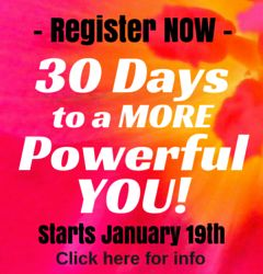 powerful woman program